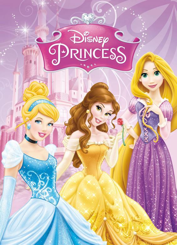 Oprawki Disney Princess